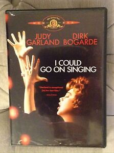 I Could Go On Singing DVD Judy Garland