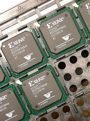 Xilinx Xcv200-4bg256c Ic Fpga 180 Io 256bga New