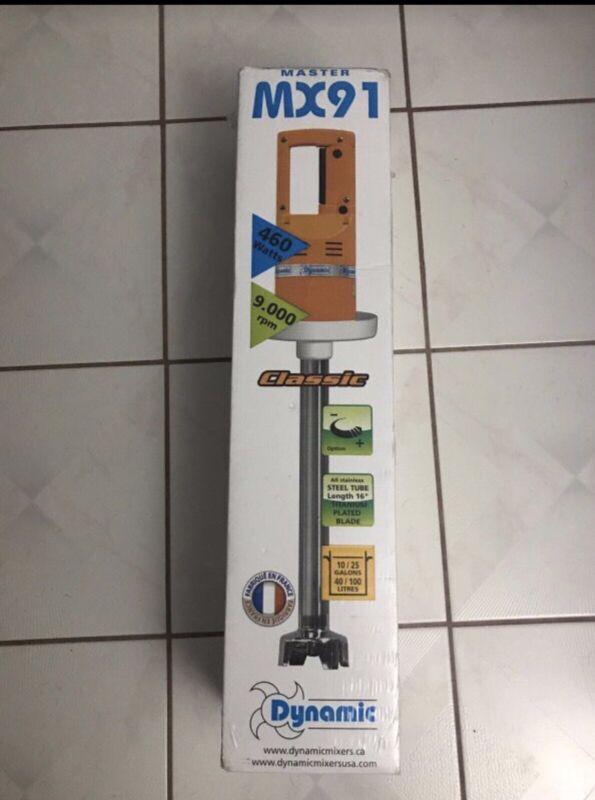 Dynamic Mixer  Mx91