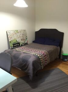 Looking for roommates downtown furnished rooms August September