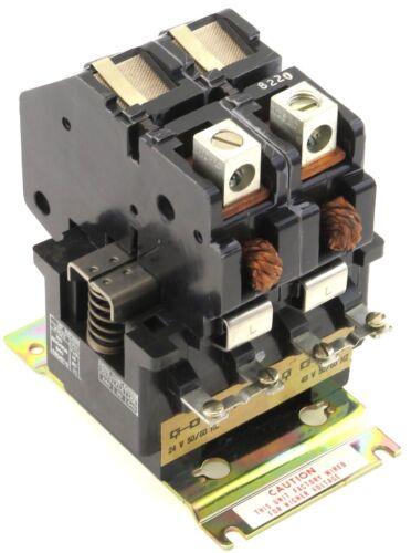 Gould 2250-HI920ESA 2 Pole Contactor 24V 50/60Hz 48V 50/60Hz