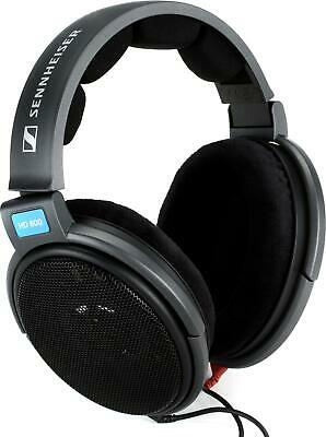 Sennheiser HD 600 Open-back Audiophile / Professional Headphones