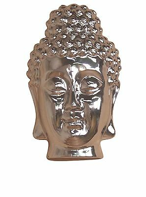 moebel direkt online Buddhamaske Silber