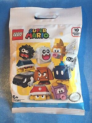 LEGO Super Mario Adventures Blind Bag Character Pack - Set 71361 Brand New!