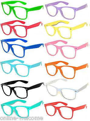 WHOLESALE BULK 12 PAIR CLASSIC VINTAGE SUNGLASSES CLEAR LENS BY (Wholesale Vintage Sunglasses)