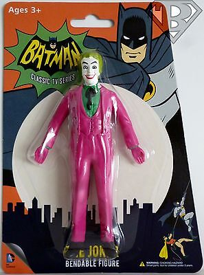 *** BATMAN TAS BATMAN AND ROBIN 5 1//2-INCH BENDABLE FIGURES ***