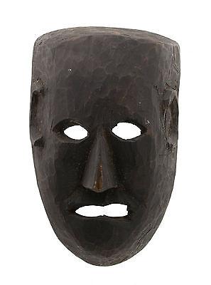 Mask Nepal of L'Himalaya Shaman-Monpa Gurung Mask 9418 W1
