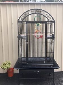 BRAND NEW Large Cage $220 black flat packed BARGAIN Helensvale Gold Coast North Preview