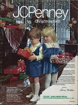 1981 PENNEYS  WISH BOOK FOR KIDS '81  CHRISTMAS PENNEY TOY CATALOG](Christmas Catalogs For Kids)