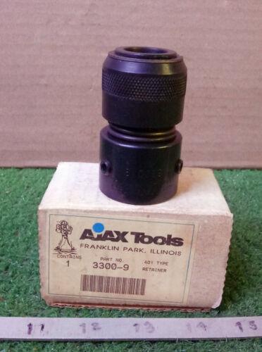 1 NEW AJAX TOOLS 3300-9 QUICK CHANGE RETAINER NIB ***MAKE OFFER***
