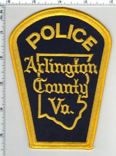 Arlington County Police (Virginia) 5th Issue Shoulder Patch
