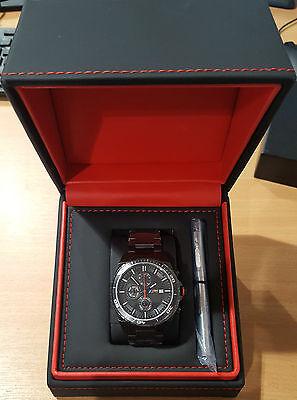 BMW Watch M Chronograph 80262406694 Black Wristwatch Best Gift Genuine