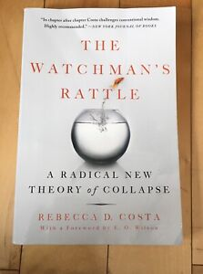 Book Rebecca D. Costa The Watchman's Rattle