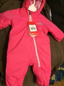 The North Face and Hatley Snowsuits-New with tags