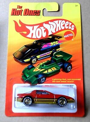 """HWs """"The Hot Ones"""" - '80s Pontiac Firebird - Red Line """"Chase Variation"""" Last 1 !"""