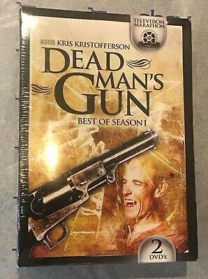Dead Man's Gun - Best of Season 1 (DVD) Brand New! Kris