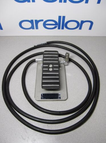 ANSPACH PNEUMATIC FOOT PEDAL WITH HOSE Excellent Condition Foot Switch