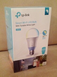 TP Link Smart Wifi LED Bulb - BRAND NEW & SEALED IN BOX!!