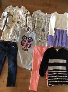 Size 4T girls clothes