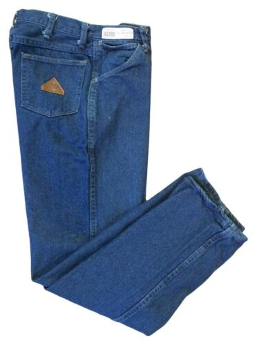 Bulwark Flame Resistant Clothes FR Jeans Excel FR Industrial Work Uniform