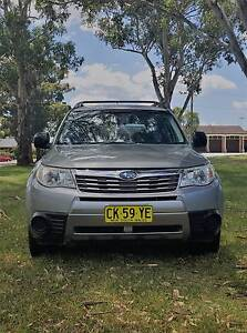2009 Subaru Forester Wagon Seven Hills Blacktown Area Preview