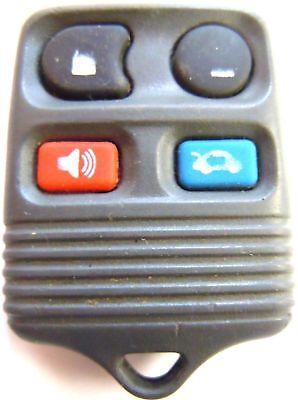 keyless remote FOB town car Crown Vic MEM 1 F8OB-15K601-AA PHOB BOB transmitter