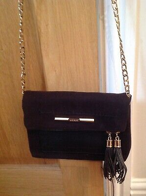 River Island Black Shoulder Bag