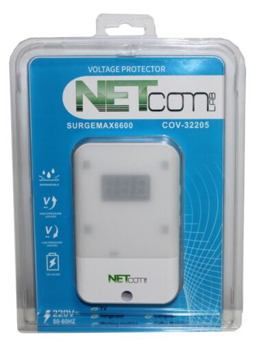 Protector;  Working Voltage: 220V to protect  Refrigerator and Air Conditioners