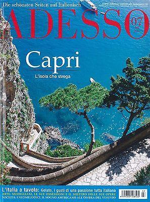 ADESSO Italienisch-Magazin, Ausgabe Juli 07/2012 inkl. evviva + wie neu +