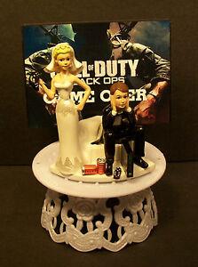 Game Over Wedding Cake Topper Uk