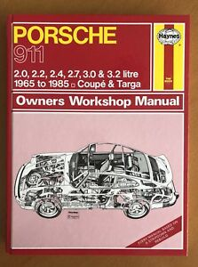 Porsche 911 Owners Workshop Manual - Hardcover Glenelg Holdfast Bay Preview