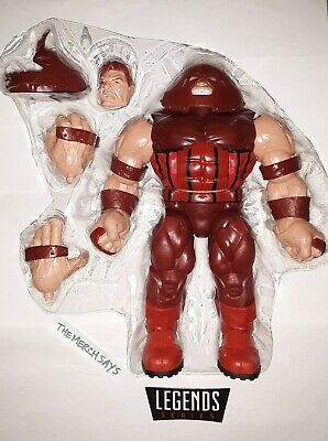 MARVEL LEGENDS JUGGERNAUT LOOSE 80TH ANNIVERSARY X-MEN HASBRO 2019