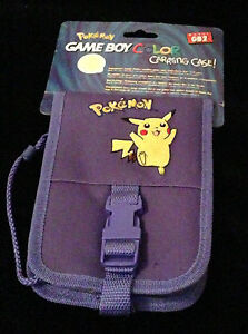 Game Boy Color Pokemon Tasche LILA NEU !