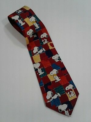 Snoopy Valentines Day (Snoopy Woodstock Peanuts Cartoon Tie Puppy Love Valentines Day Doctor Cartoon)