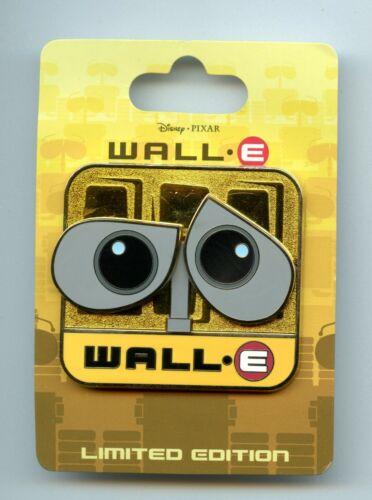DSF Disney Soda Fountain Opening WALL-E Swivel Eyes Face LE 300 Pin & Card