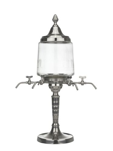 #2 ABSINTHE FOUNTAIN, 6 SPOUT, ALREADY IMPORTED INTO THE U.S.! FREE SHIPPING !!!