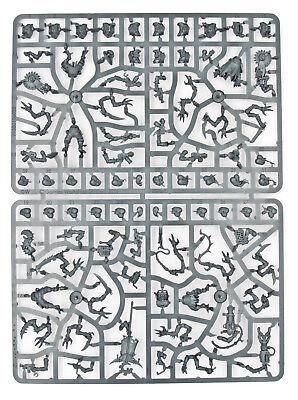 Acolyte Hybrids / Metamorphs   Genestealer Cults   Warhammer 40k