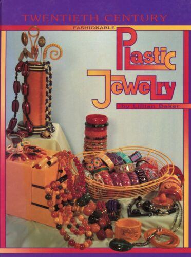 20th Century Plastic Fashion Jewelry – Identification Designers Dates... / Book