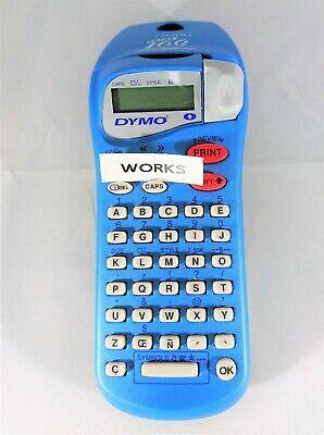 Dymo Letra-tag Handheld Label Maker Printer