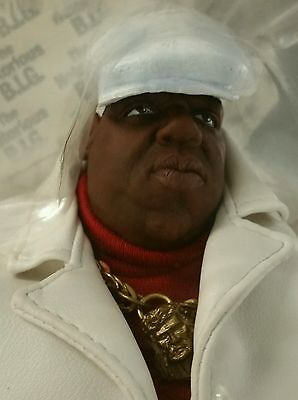 Notorious BIG Mezco Online Exclusive Figure With The Red Sweater Funko Pop