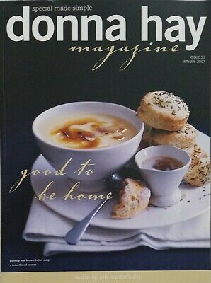 Donna Hay Magazine ~ #33 Jun/July '07~