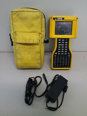 Topcon Tds Ranger Data Collector Used Cracked Screen