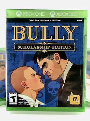 Bully: Scholarship Edition (Xbox One / Xbox 360) BRAND NEW FACTORY SEALED
