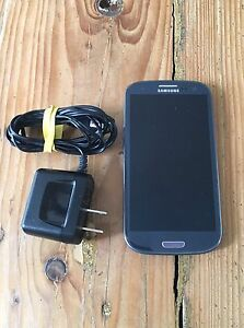 Samsung S3, l'écran a une fissure, Telus