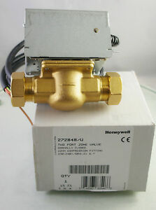 Honeywell 22mm 2 Port Zone Valve 272848/U V4043H1056 Replacement Valve
