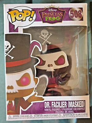 Funko POP!: Disney: Tiana y el sapo: Dr. Facilier Edición limitada