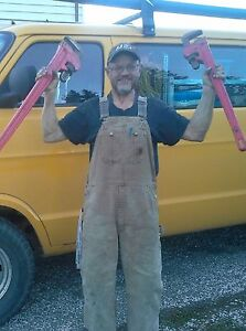 PLUMBER available for Willow River, Giscome, and area Prince George British Columbia image 1