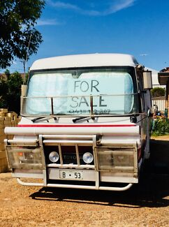 Wanted: Toyota Coaster RV