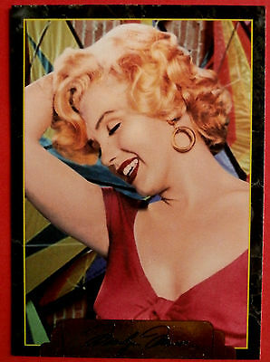 """""""Sports Time Inc."""" MARILYN MONROE Card # 110 individual card, issued in 1995"""