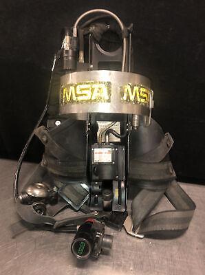 Msa Frame Harness Air Pack Bottle Cylinder Tank Holder. Our 3a